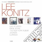 Complete remastering cd musicale di Lee konitz (5 cd)