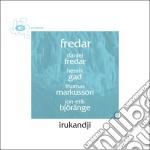 Fredar - Irukandji cd musicale di Fredar
