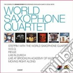 World saxophone quartet cd musicale di World saxophone quar