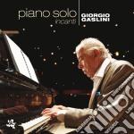 Giorgio Gaslini - Piano Solo Incanti cd musicale di Giorgio Gaslini