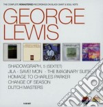The complete remastered cd musicale di George Lewis