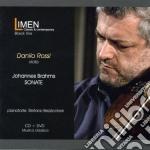 Johannes brahms - sonate cd musicale di Danilo Rossi