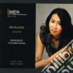 Burgmuller - complete etudes cd musicale di Aki Kuroda