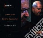 La viola del '900 cd musicale di Bezzic Rossi danilo