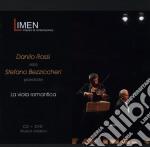 La viola romantica cd musicale di Bezzic Rossi danilo