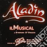 Stefano D'Orazio - Aladin - Il Musical cd musicale di POOH