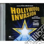 Pivio & De Scalzi, A - Hollywood Invasion cd musicale di A Pivio & de scalzi