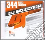 Dj Selection 344 - Dance Invasion Vol.89 cd musicale di Dj selection 344
