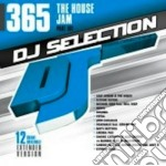 The house jam part 101 cd musicale di Dj selection 365
