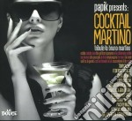 Papik Presents Cocktail Martino cd musicale di Papik presents cockt
