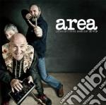 Live 2012 cd musicale di Area