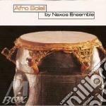 AFRO SOLEIL cd musicale di NAXOS ENSEMBLE