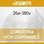 26A-380V cd musicale di DE SPIRA