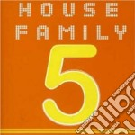 Artisti Vari - House Family 5 cd musicale