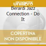 DO IT! cd musicale di BERARDI JAZZ CONNECTION