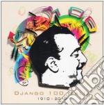 Django 100 Italia - Django 100 Italia 1910 - 2010 cd musicale di DJANGO 100 ITALIA