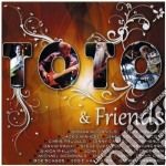 Live cd musicale di Toto & friends