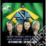 LIVE SAO PAULO 2008 cd musicale di ASIA