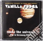 ROCKS THE UNIVERSE - LIVE IN GERMANY      cd musicale di Fudge Vanille