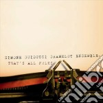 Simone Guiducci Gramelot Ensemble - That's All Folks cd musicale di Simone guiducci gram