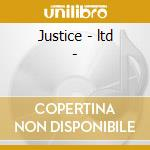 Justice - ltd - cd musicale di Justice
