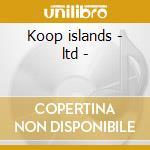 Koop islands - ltd - cd musicale di Koop
