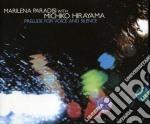 Preluder for voice & sile cd musicale di Marilena paradisi m