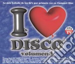 I love disco vol.2 cd musicale di Artisti Vari