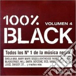 100% black vol.4 cd musicale di Artisti Vari