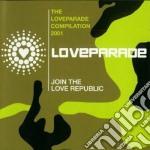 Artisti Vari - Love Parade Compilation 2001 cd musicale