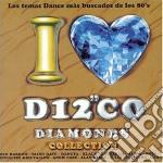 I Love Disco Diamonds - Vol. 17 cd musicale di Artisti Vari