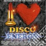 I love disco energy cd musicale di Artisti Vari