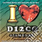 Artisti Vari - I Love Disco Diamonds 32 cd musicale di Artisti Vari