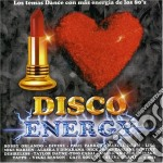I love disco energy 1 cd musicale di Artisti Vari