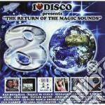 Artisti Vari - I Love Disco 80's cd musicale di Artisti Vari