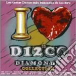 Artisti Vari - I Love Disco Diamonds 38 cd musicale di Artisti Vari