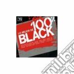 LO MEJOR DE 100% BLACK cd musicale di ARTISTI VARI