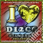 I Love Disco Diamonds Vol. 48 cd musicale di Artisti Vari