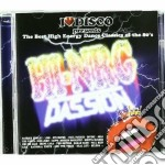 Hi-nrg passion cd musicale di I love disco