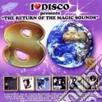 Artisti Vari - I Love Disco 80's Vol.7 cd musicale di Artisti Vari