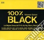 Artisti Vari - 100% Black Volume Qu cd musicale di Artisti Vari