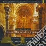 Guerrero Francisco - Missa Dormendo Un Giorno cd musicale di Francisco Guerrero