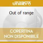 Out of range cd musicale di Di franco ani