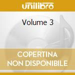 VOLUME 3 cd musicale di BUARQUE CHICO