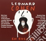 Cohen, Leonard.=Trib= - Leonard Cohen - En Boca.. cd musicale di Artisti Vari