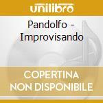 Il jazz de cinquecento e cd musicale di Paolo Pandolfo