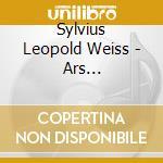 L.S. Weiss - Ars Melancholiae cd musicale di S.l. Weiss