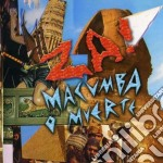Za! - Macumba O Muerte cd musicale di Za!