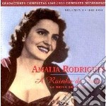 Amalia Rodrigues - A Rainha Do Fado Vol.1 cd musicale di RODRIGUES AMALIA