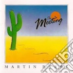 Martin Barre - The Meeting cd musicale di MARTIN BARRE